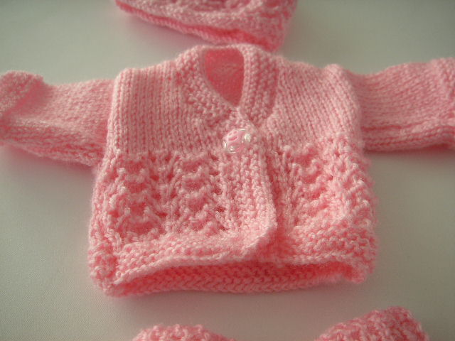 Free Download Baby Knitting Patterns : free knitting pattern knittinggalore Page 11