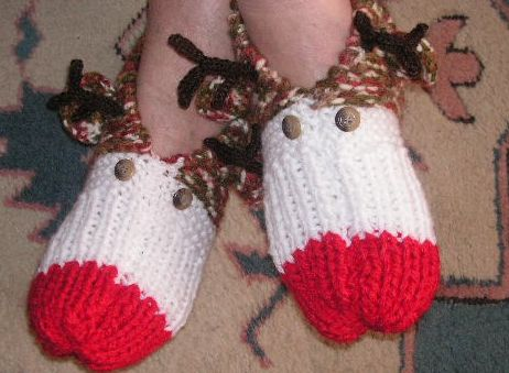 free christmas knitting patterns knittinggalore