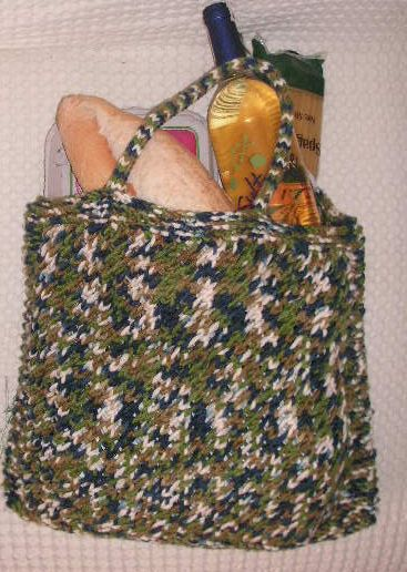 Knitting Pattern For A String Bag : free knitting pattern knittinggalore Page 7