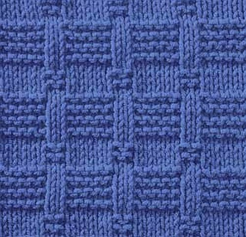 Easy Knitting Patterns Instructions : Knit and purl knittinggalore page