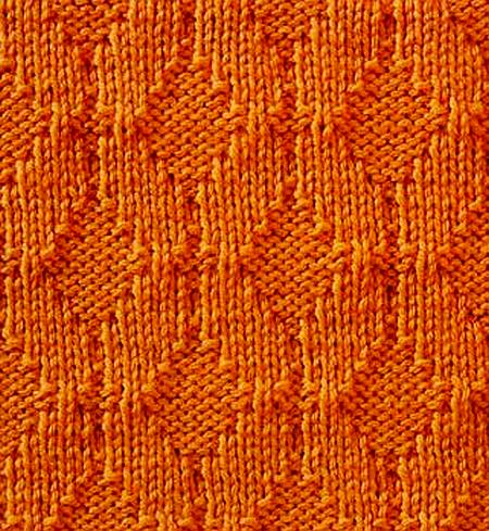 Knit And Purl Stitches Patterns : knit and purl knittinggalore Page 2