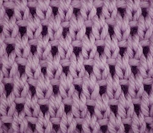 Types Of Knitting Stitches Pictures : reversible knitting stitches knittinggalore