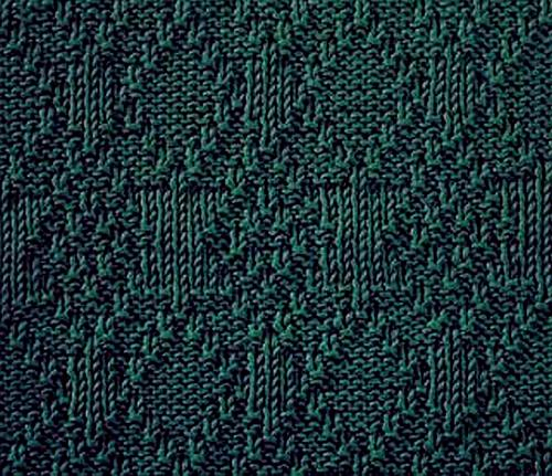 Knitting Stitches Moss Stitch : moss stitch knittinggalore